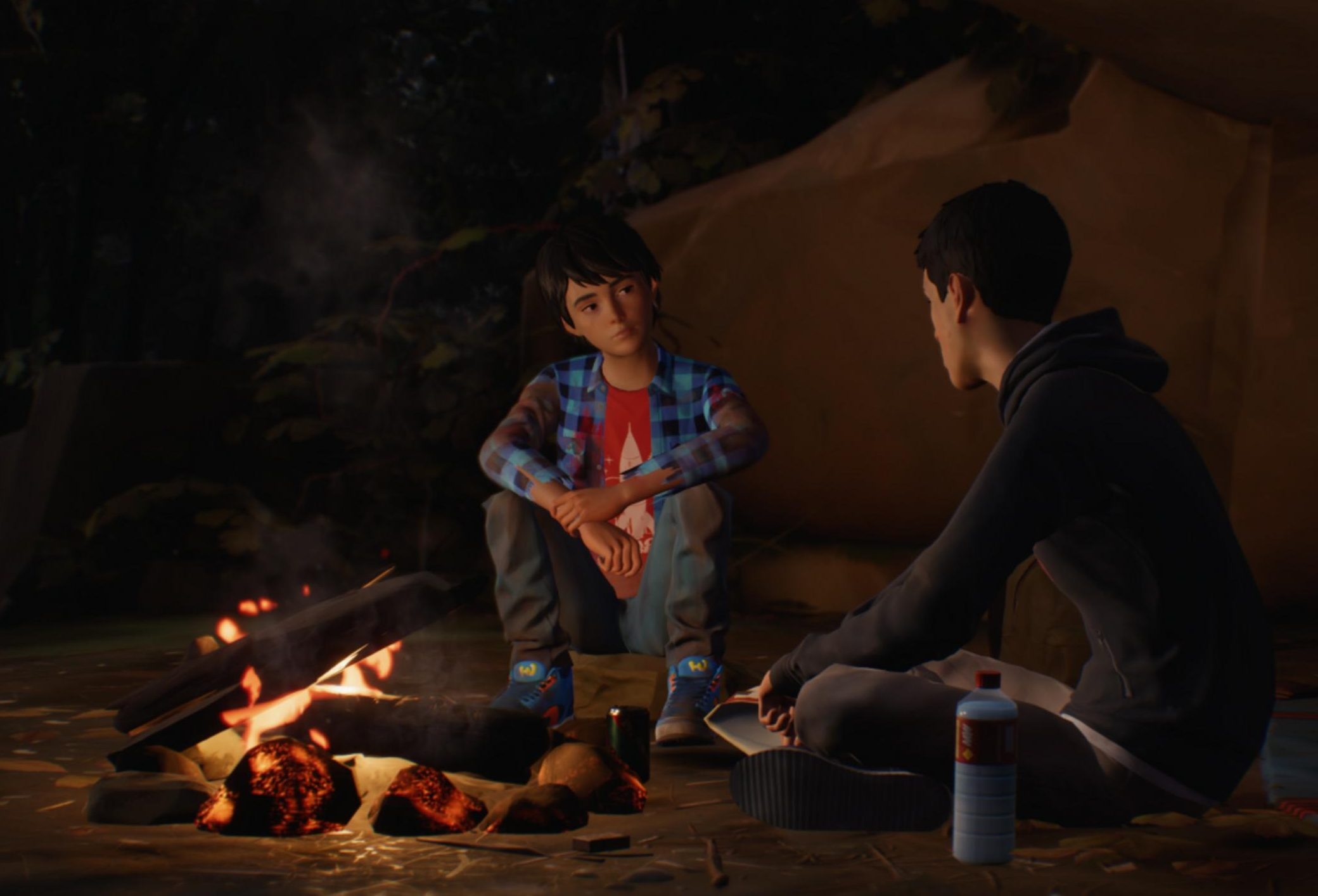 Life Is Strange 2 MacBook Version