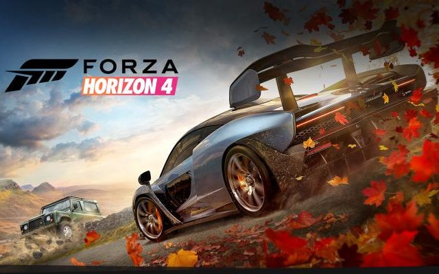 Forza Horizon 4 MacBook OS X Version