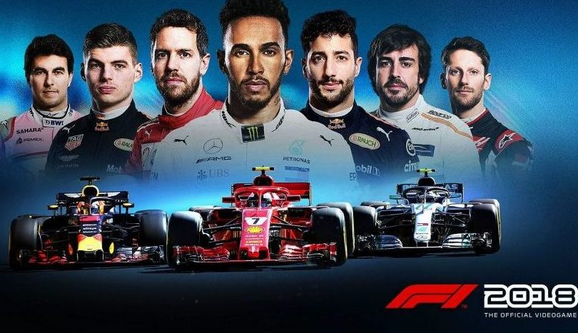 F1 2018 MacBook Version