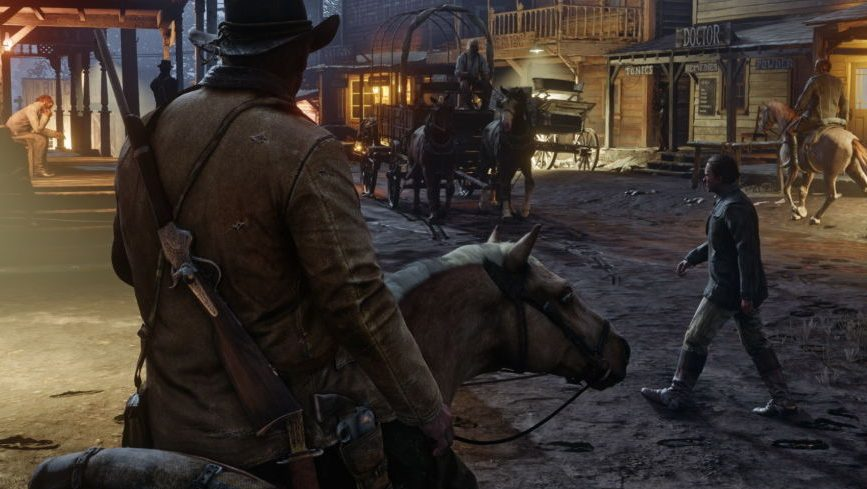 Red Dead Redemption 2 for MacBooks