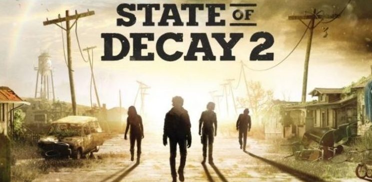 State of Decay 2 for MacBooks