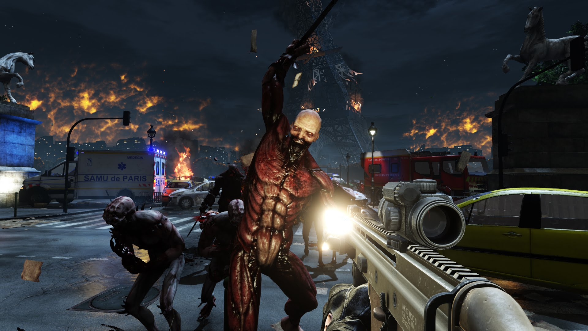 Killing Floor 2 MacBook Version gameplay