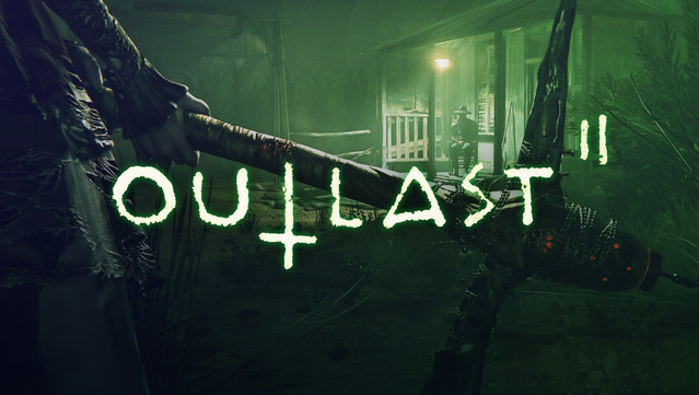 Outlast 2 MacBook Version