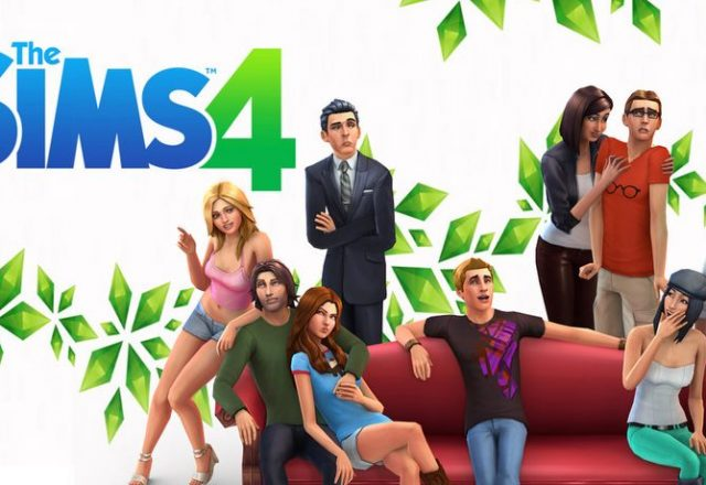 The Sims 4 MacBook OS X Version