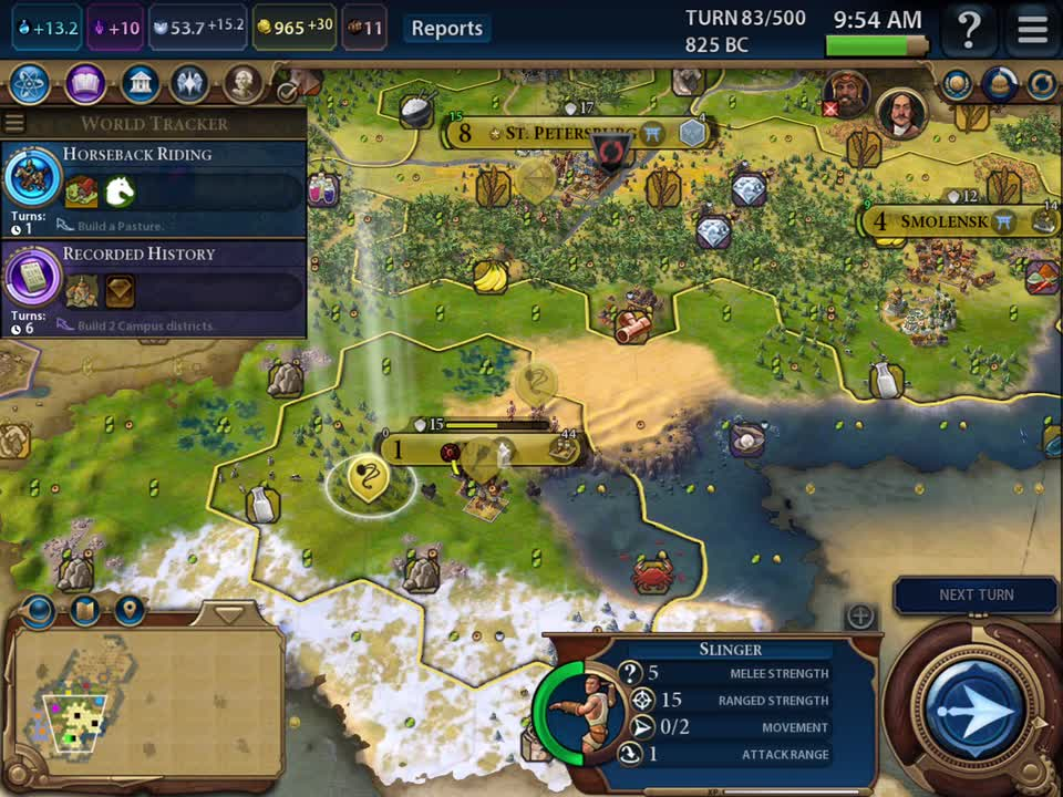 Civilization VI MacBook Version gameplay