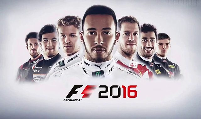 F1 2016 for macOS