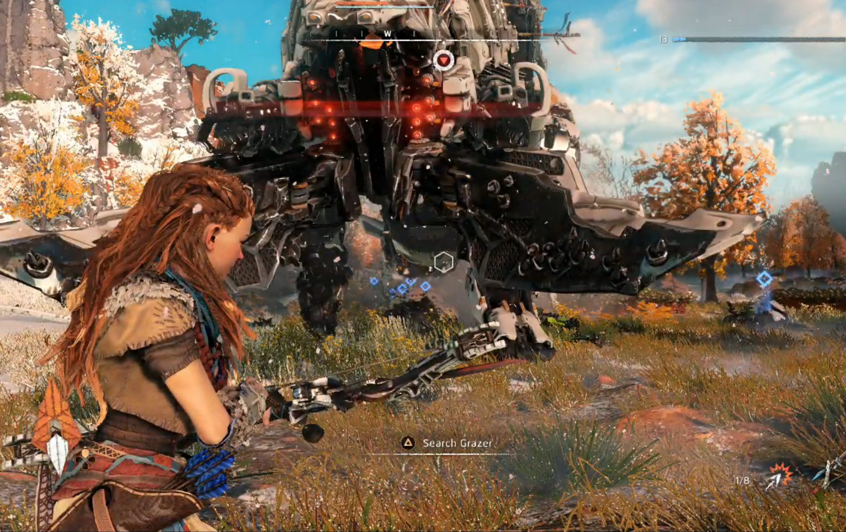 Horizon Zero Dawn MacBook OS X Version gameplay