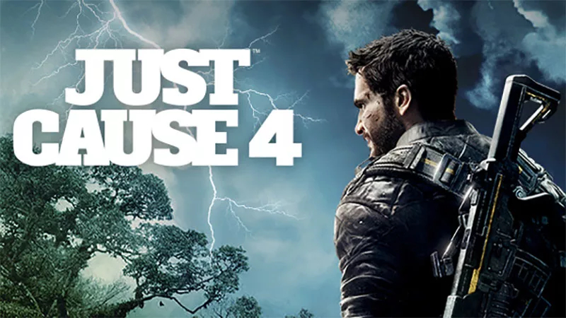 Just Cause 4 for MacBooks