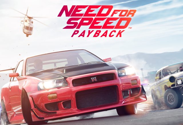 Need for Speed Payback MacBook Version