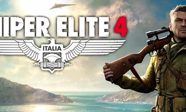 Sniper Elite 4 MacBook OS X Version