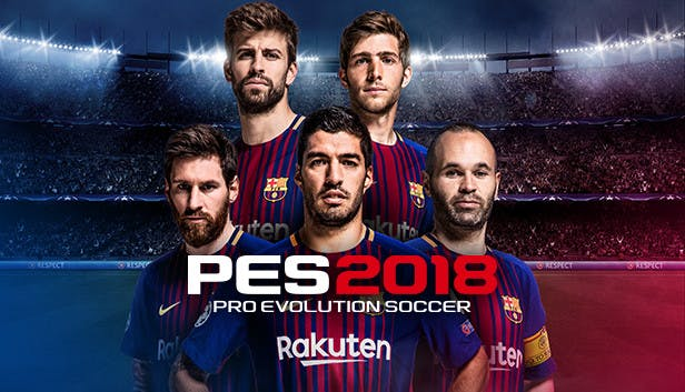 PES 2018 for MacBook
