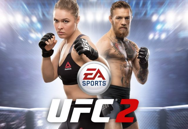 EA Sports UFC 2 MacBook OS X Version