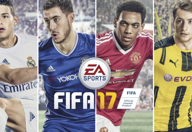 FIFA 17 for MacBook