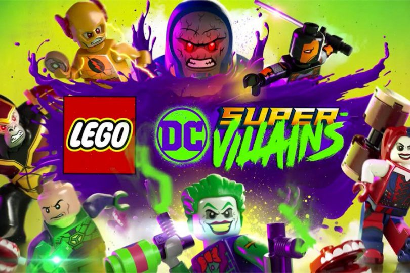 Lego DC Super-Villains for MacBook