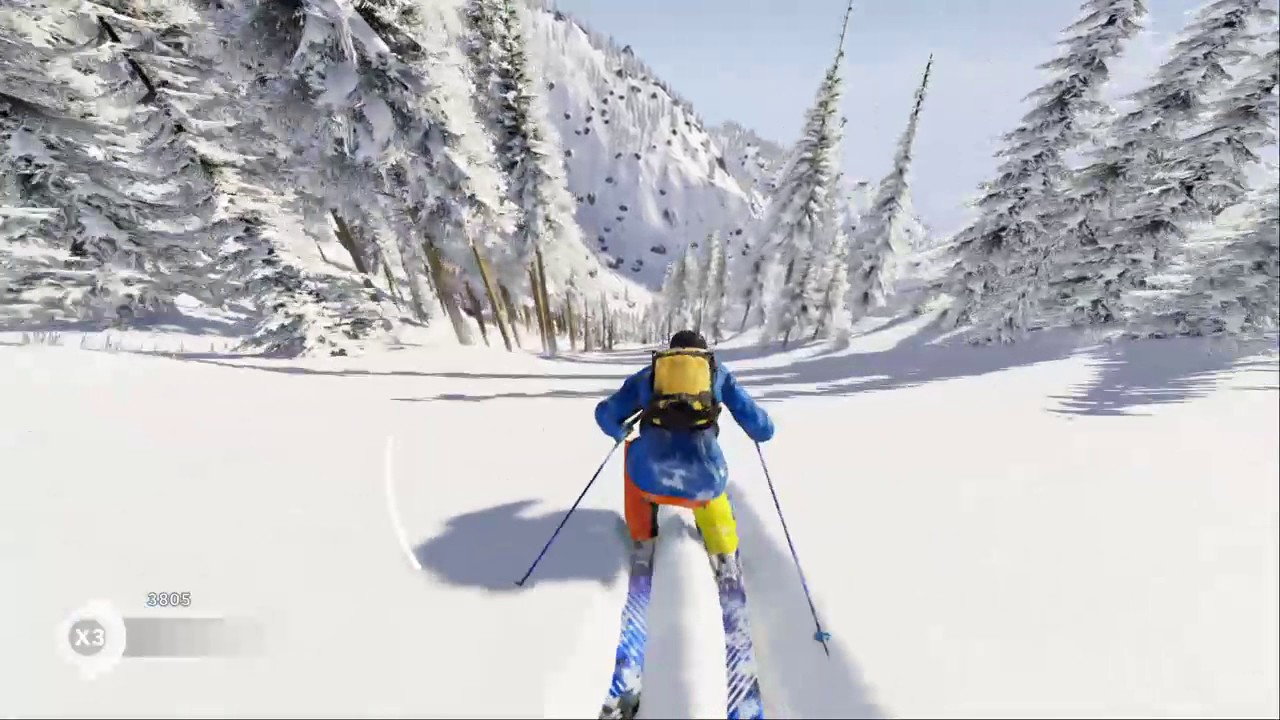 Steep for MacBook gameplay