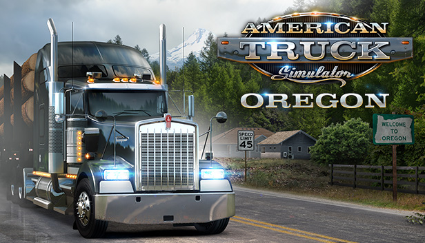 American Truck Simulator - Oregon for macOS