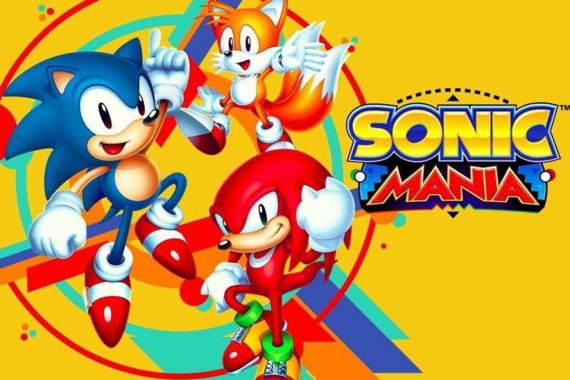 Sonic Mania for MacBook