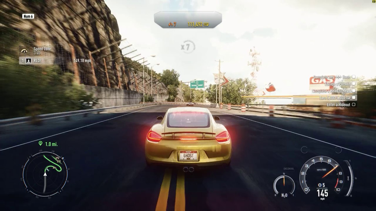 Need for Speed Rivals MacBook Version