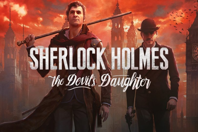 Sherlock Holmes: The Devil's Daughter for MacBook