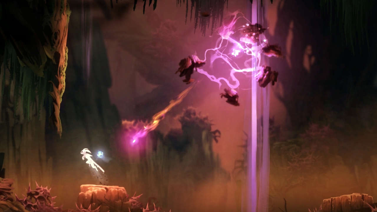 Ori and the Blind Forest MacBook Version gameplay