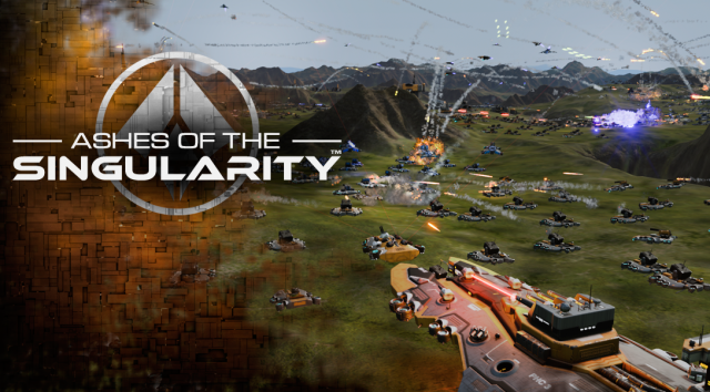 Ashes of the Singularity MacBook Version