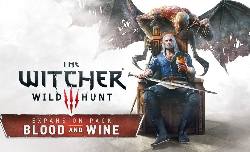 The Witcher 3: Wild Hunt – Blood and Wine for macOS