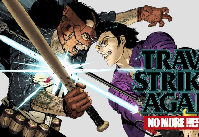 Travis Strikes Again: No More Heroes MacBook Version