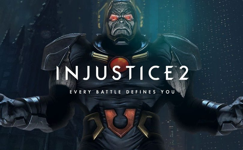 Injustice 2 MacBook OS X Version