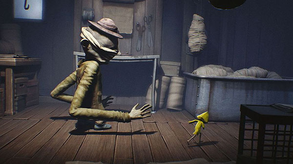 Little Nightmares MacBook OS X Version gameplay