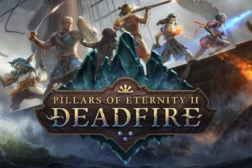 Pillars of Eternity II: Deadfire MacBook Version