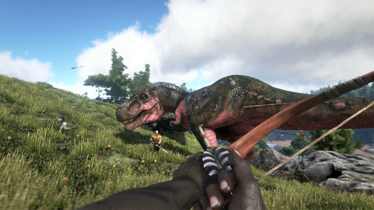 Ark: Survival Evolved for macOS gameplay