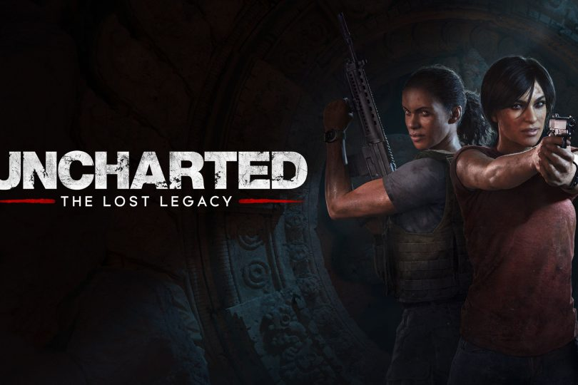 Uncharted: The Lost Legacy MacBook Version