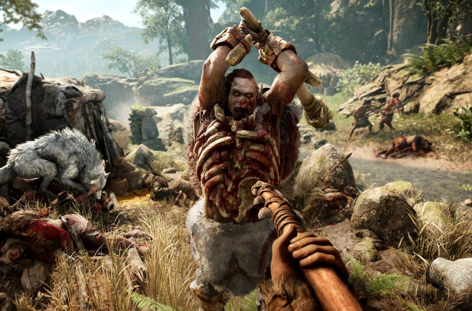 Far Cry Primal for macOS gameplay