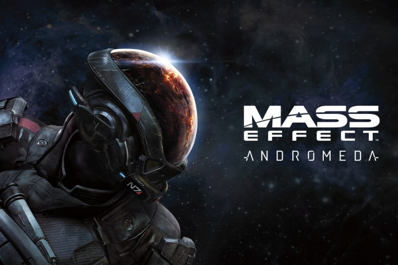 Mass Effect: Andromeda for MacBook