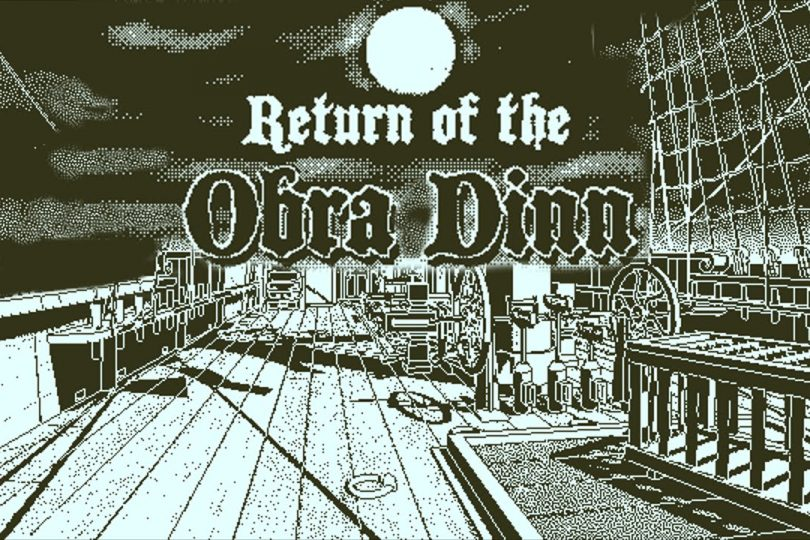 Return of the Obra Dinn for MacBook