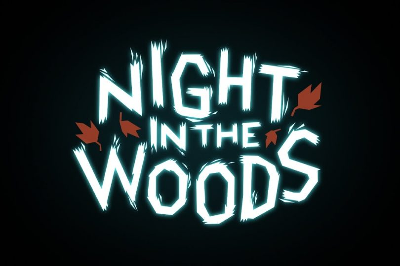Night in the Woods MacBook OS X Version