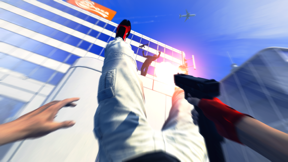 Mirror's Edge Catalyst for MacBook gameplay