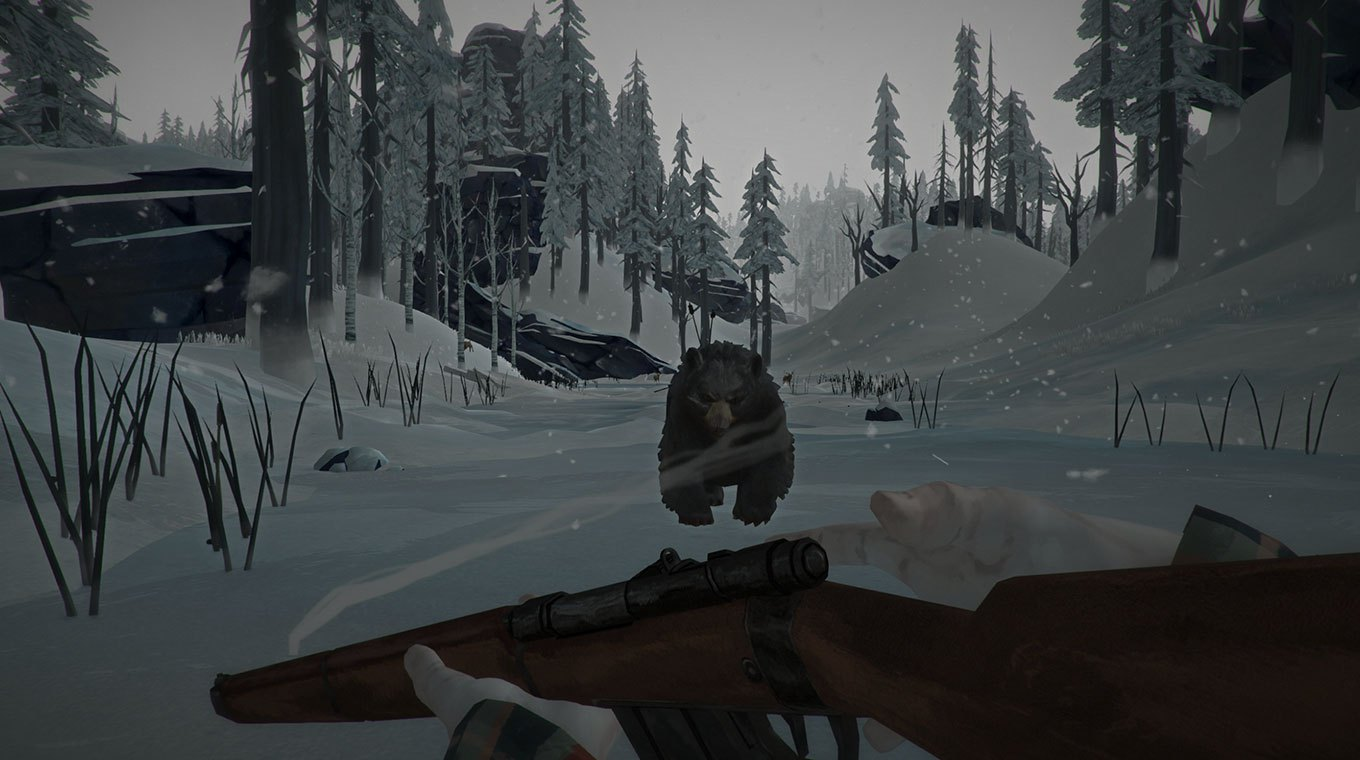 The Long Dark MacBook Version gameplay
