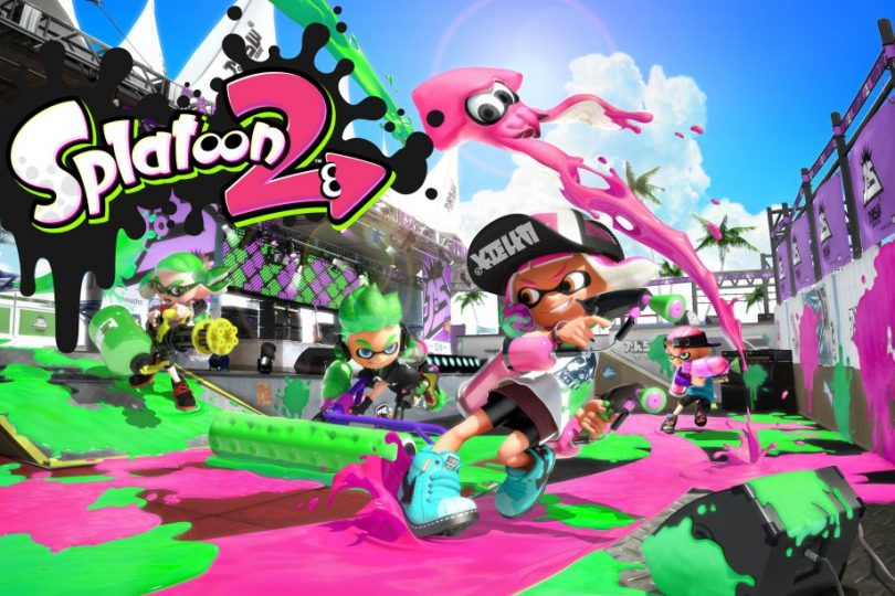 Splatoon 2 MacBook OS X Version