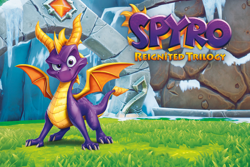 Spyro Reignited Trilogy for macOS