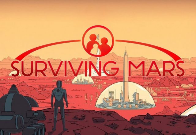 Surviving Mars MacBook Version
