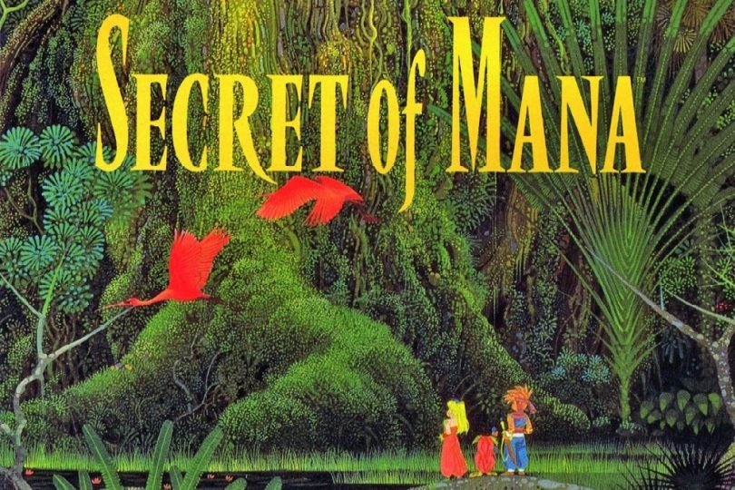Secret of Mana MacBook OS X Version