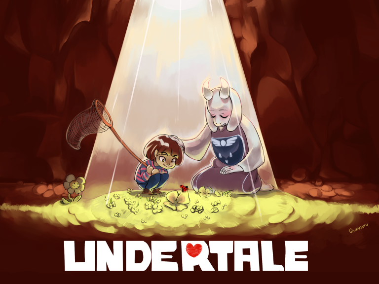 Undertale MacBook Version