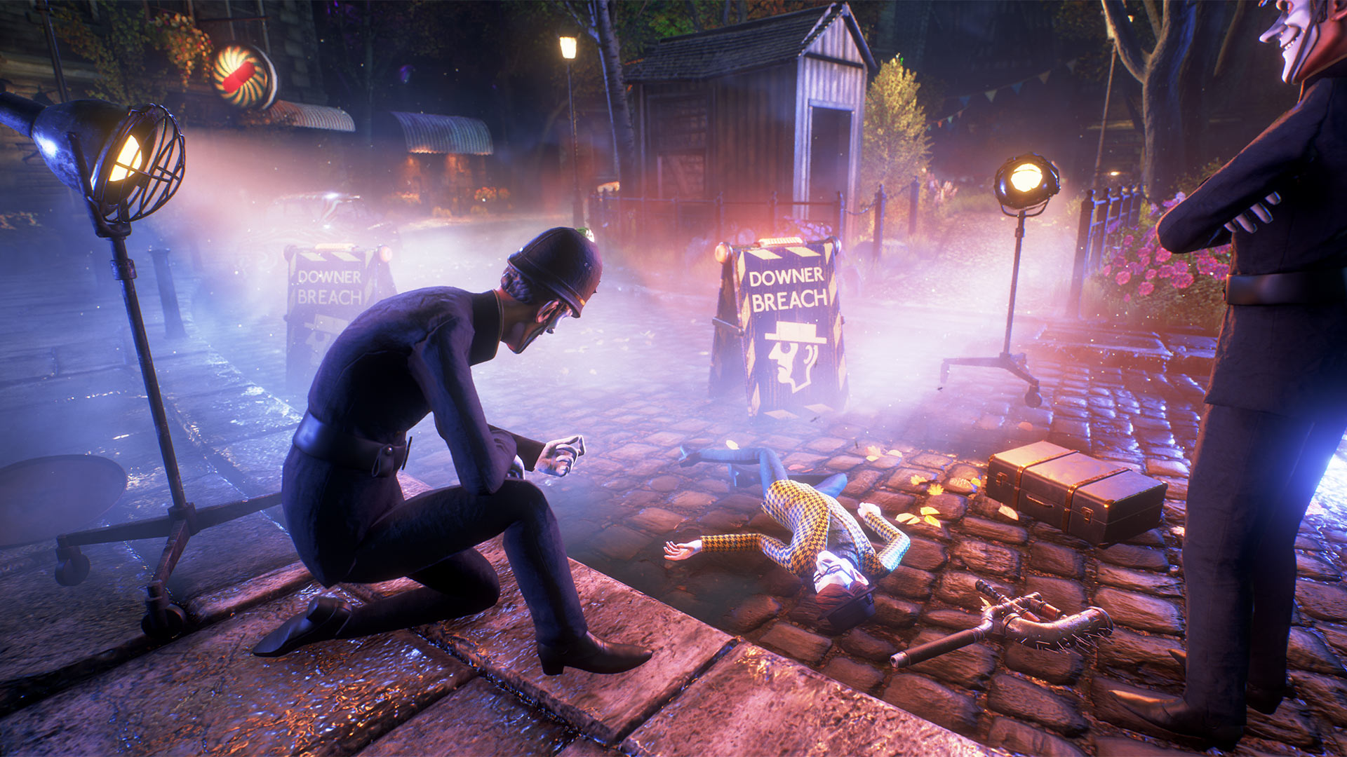 We Happy Few for MacBook gameplay