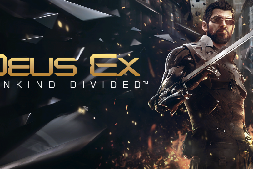 Deus Ex: Mankind Divided for MacBook