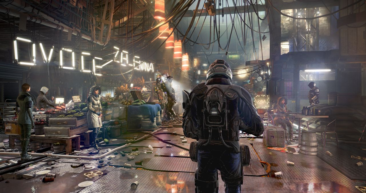 Deus Ex: Mankind Divided gameplay