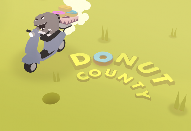 Donut County MacBook OS X Version
