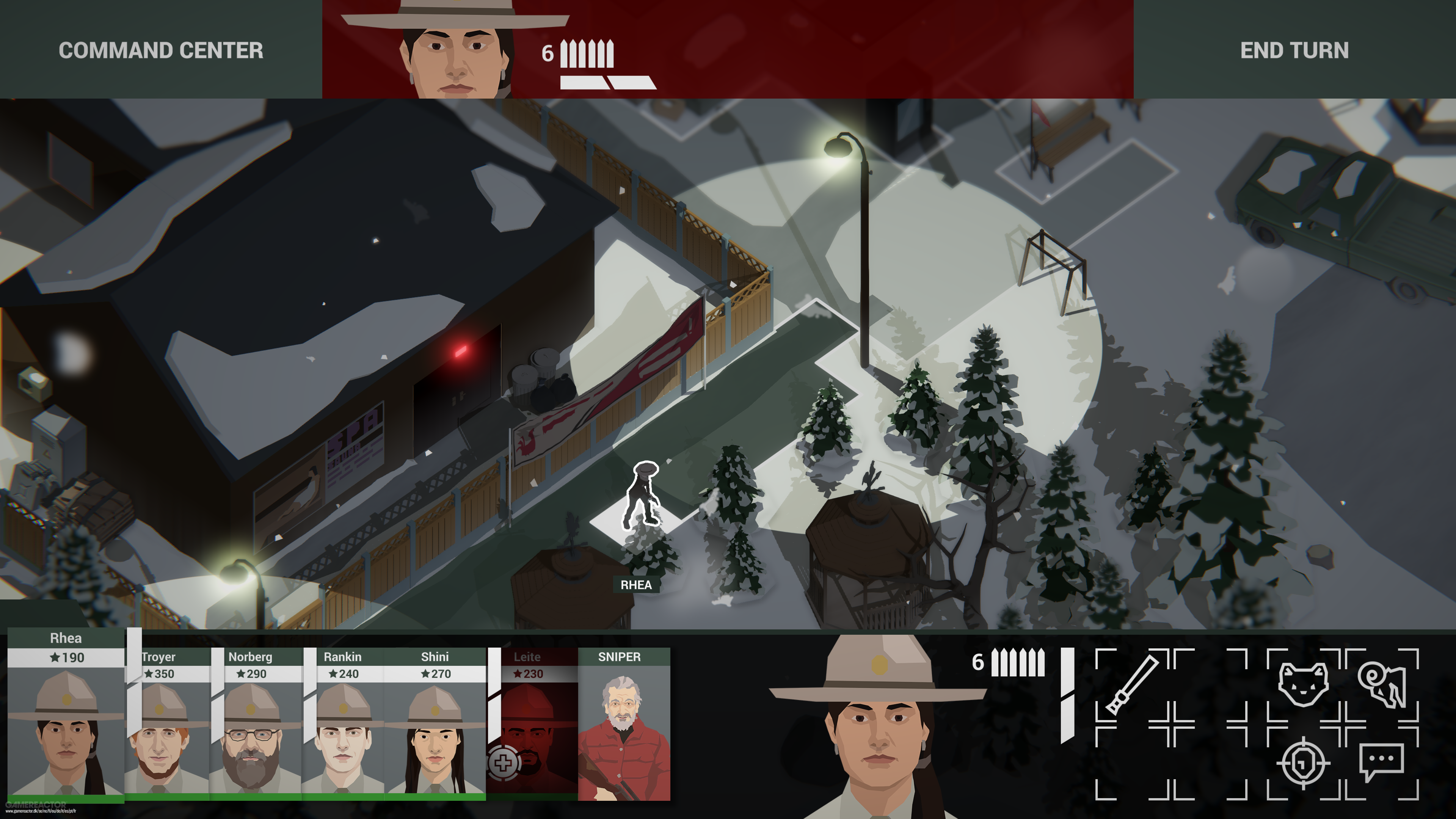 This Is the Police MacBook OS X Version gameplay