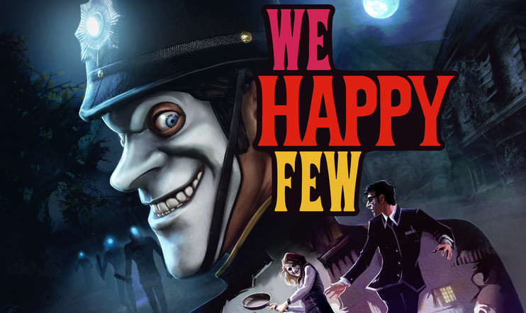 We Happy Few for MacBook