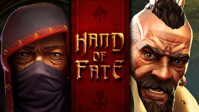 Hand of Fate MacBook OS X Version